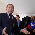 Кучма озвучил условия снятия торговой блокады с ОРДЛО