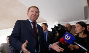 Кучма попросил заменить его в контактной группе по Донбассу