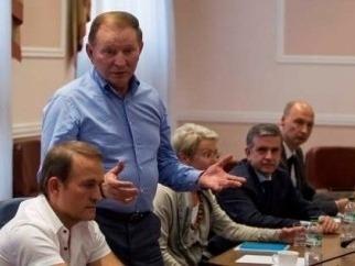 В Минске началось заседание по урегулированию конфликта на Донбассе