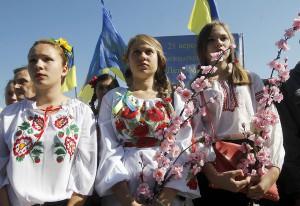 В Киеве прошел Марш мира. Фото