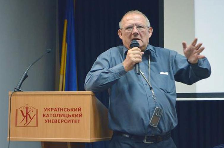 Адам Міхник: Українці захищають нашу безпеку
