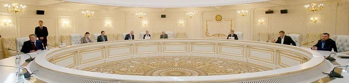 Переговоры в Минске. Онлайн-трансляция