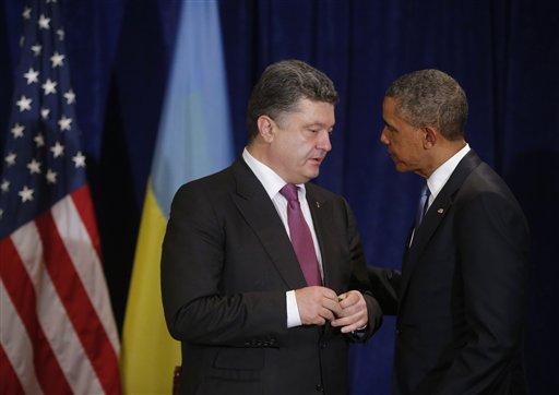 Обама: Украина не получит особый статус вне НАТО