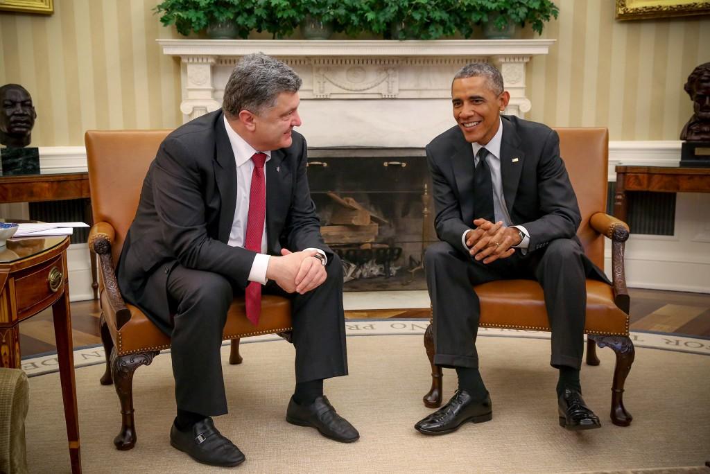 Украина получит миллиард долларов помощи от США