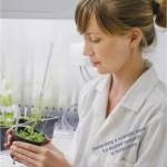 Елена Порецкая, аспирант, лаборатория регуляции роста растений, Мюнхенский технический университет (Германия)