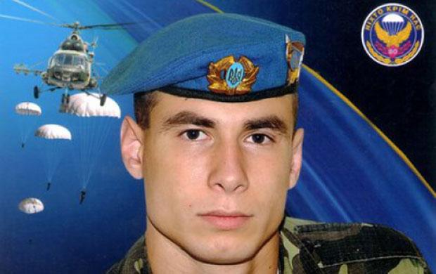 В зоне АТО погиб чемпион Украины