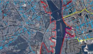 В сети появилась онлайн-карта киевских МАФов