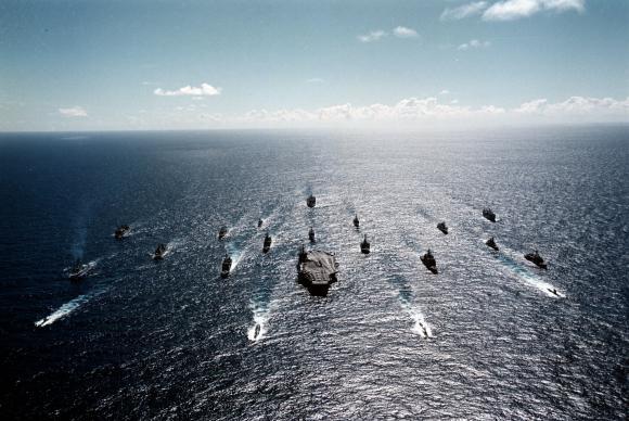 Российская армия может штурмовать Мариуполь с моря