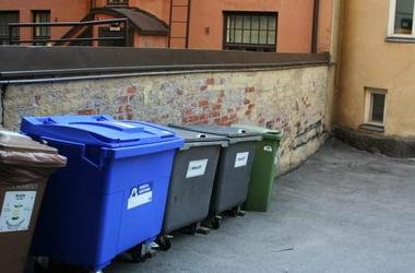 В Запорожье провели мусорную «люстрацию» для экс-регионала. Видео