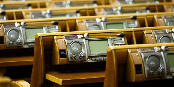 Киевсовет купил новую систему для голосования «Рада-4» за 13 млн гривен