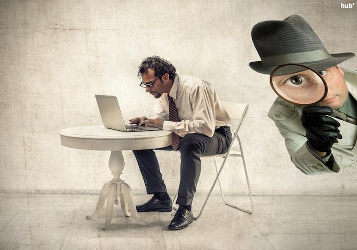 Защитить себя в социальной сети