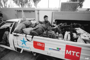 Как мобильные операторы помогают армии и беженцам