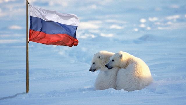 Россия намерена расширить границы за счет Арктики
