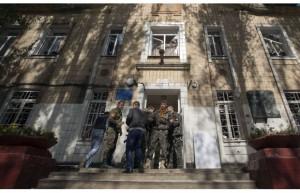 Донецк подвергся массированному обстрелу: есть жертвы. Фото