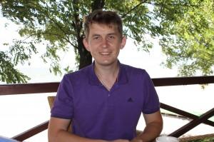 Артем Ильин, владелец сайта www.visitdonbass.info