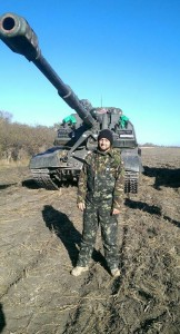 Сын Луценко воюет под Донецким аэропортом