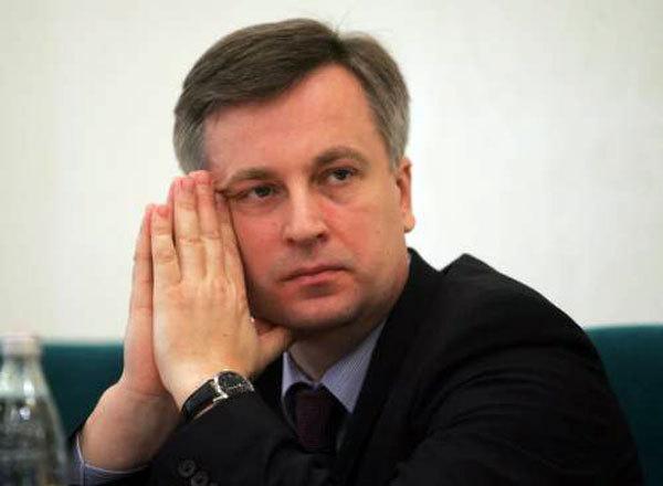Президент отправляет Наливайченко в отставку