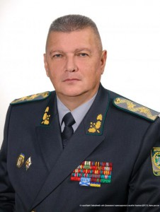 Назаренко назначен председателем Госпогранслужбы