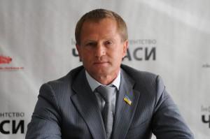 Экс-регионал Зубик победил в округе №195 в Черкассах