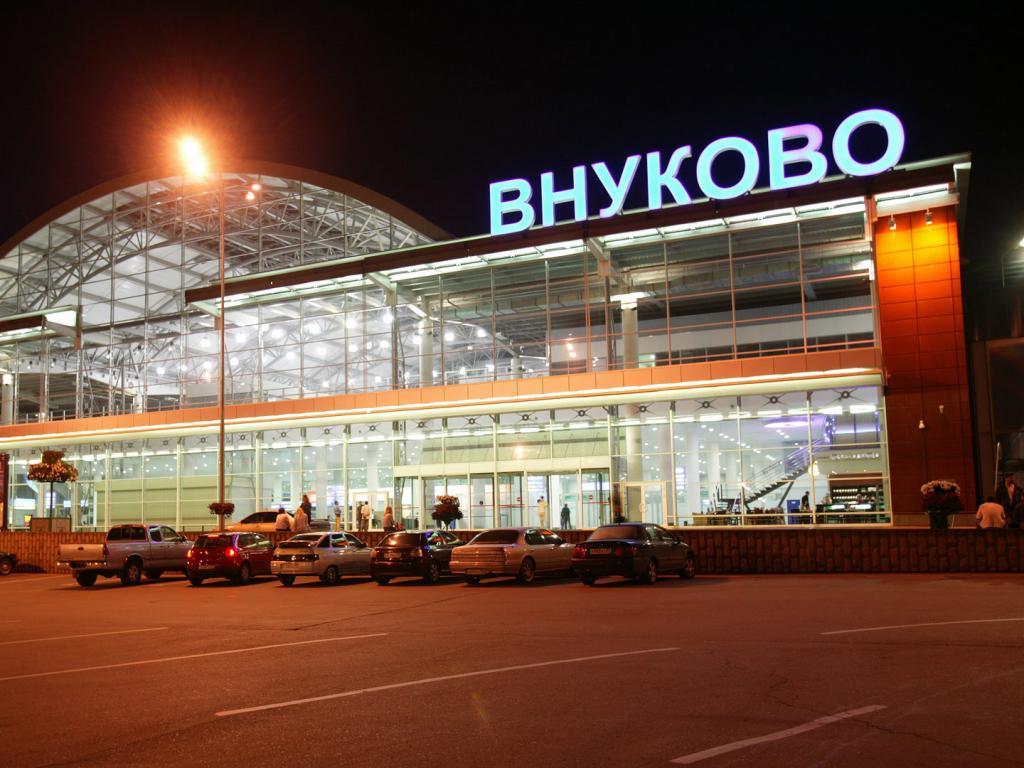 В сети появилось видео авиакатастрофы во «Внуково»