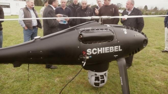 ОБСЕ запустила первый беспилотник над Донбассом. Фото