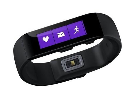 Microsoft выпустила наручные часы Microsoft Band