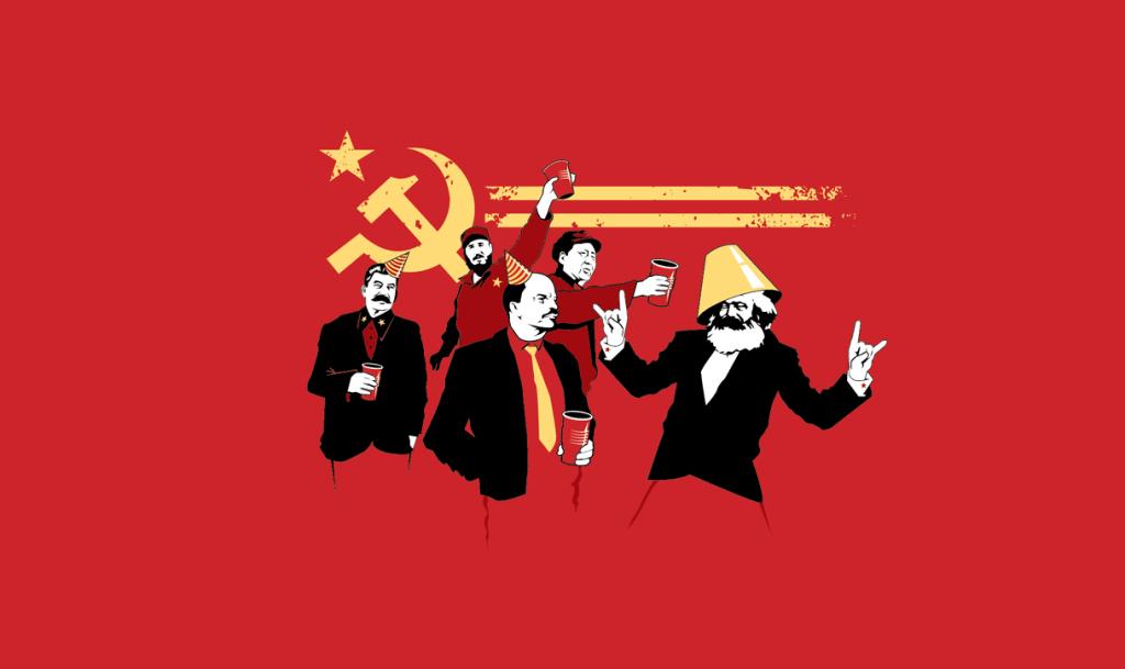 Ленин, давай, до свидания!