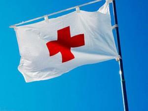Красный Крест направил гуманитарную помощь на Донбасс