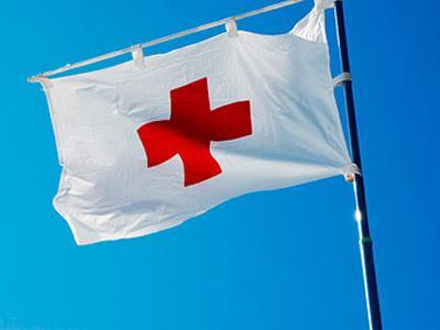 Красный Крест приостановил работу в Украине
