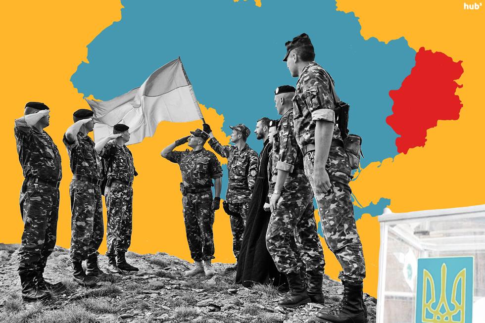 Как проходят выборы на Востоке Украины
