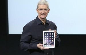 Apple представила планшеты iPad Air и iPad mini. Фото