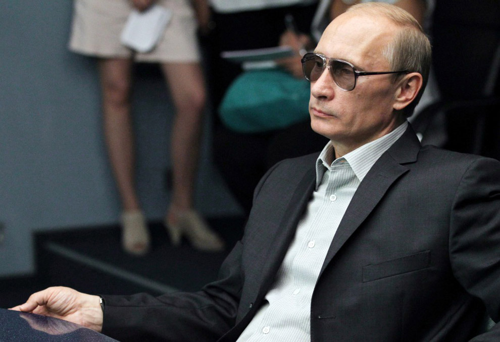 У Обамы подтвердили, что считают Путина коррупционером