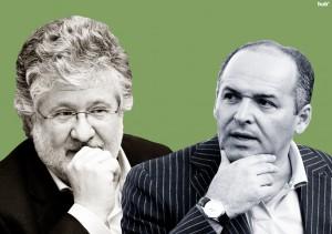 Коломойский проиграл Пинчуку выборы