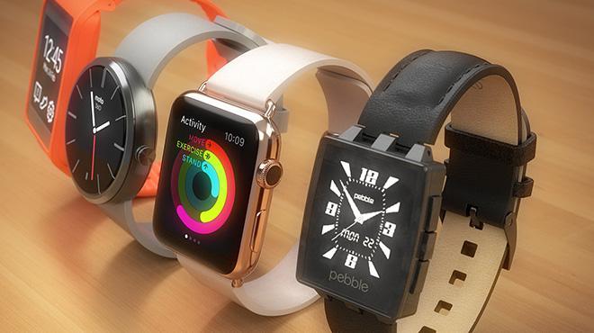 Cмарт-часы Apple Watch появятся в продаже весной 2015 года