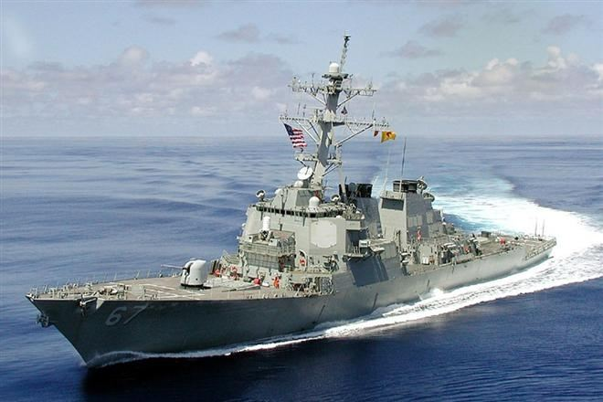 Украинские моряки завершили подготовку в США