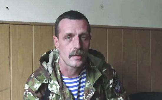 Сепаратисты опровергают сообщение о гибели «Беса»