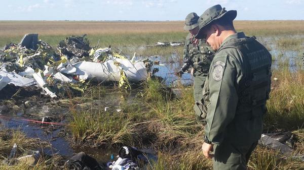 Венесуэла сбила нарушивший воздушное пространство самолет
