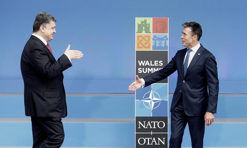 Во что Украине обойдется НАТО