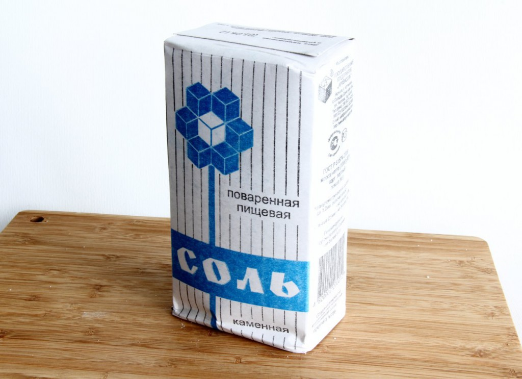Россия запретила импорт украинской соли