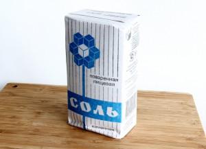 Евросоюзу пришлась по вкусу украинская соль
