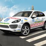 На Житомирщине будут изготовлять детали к Porsche