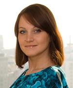 Наталья Стельмах, заместитель директора по инвестиционным продажам Eastern Consolidated, Нью-Йорк