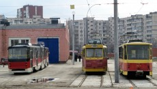 Киевские трамваи
