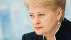 Президент Литвы возглавила рейтинг лоббистов Украины