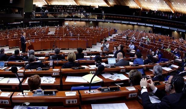 Комитет ПАСЕ лишил российскую делегацию права голоса
