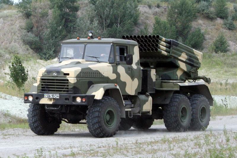 БМ-21 Бастион-1(2)