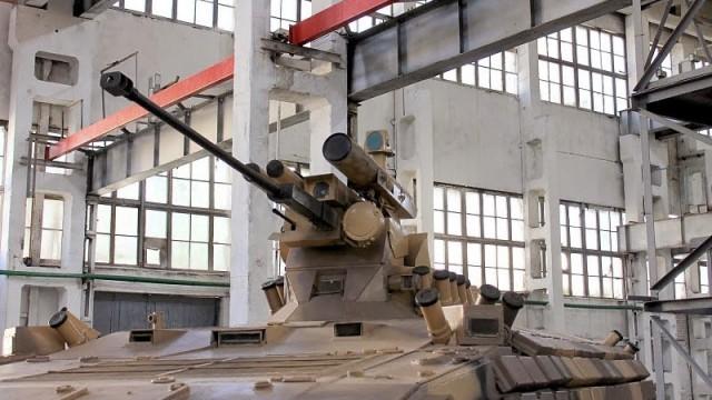 Украина получает летальное оружие из-за рубежа