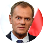 Дональд Туск, председатель Европейского совета