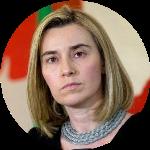 Федерика Могерини, представитель ЕС по иностранным делам