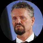 Гернот Эрлер, уполномоченный правительства Германии по межобщественному сотрудничеству